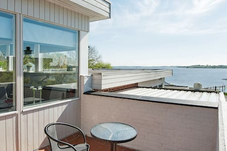 Modern Apartment in Syddanmark With Seaview