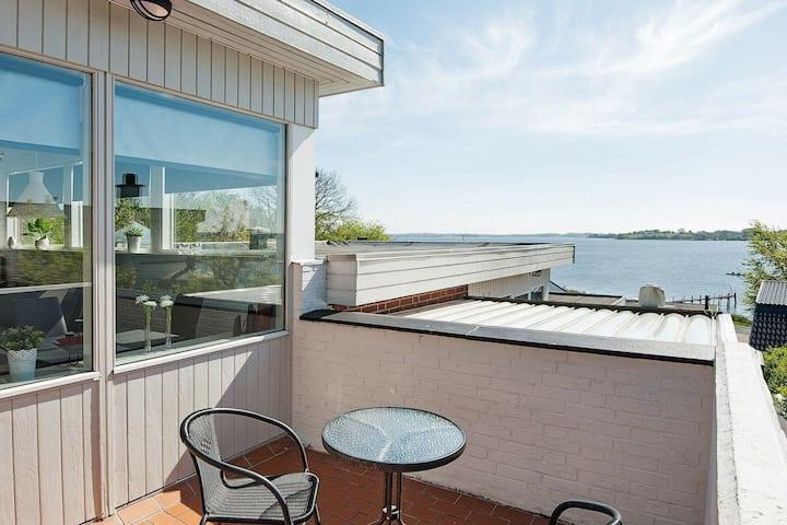 Appartement moderne à Syddanmark avec vue sur la mer