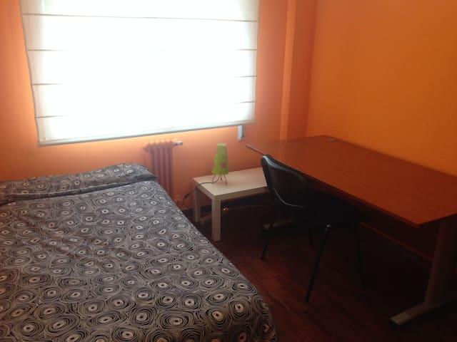 Habitación en Ponferrada. - Ponferrada - Wohnung