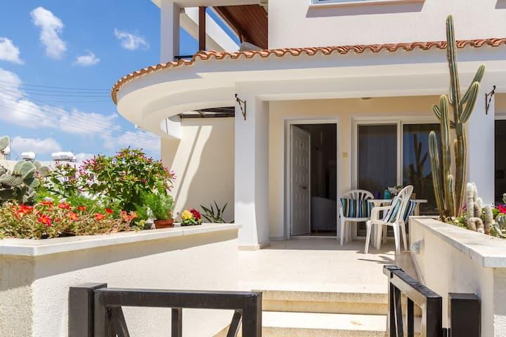 Larnaca Golden Beach Apartments, 1 bedroom apt (1)