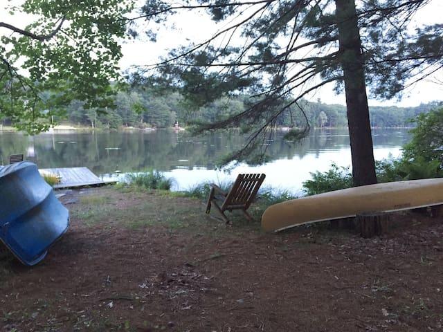 Lake Front Beauty