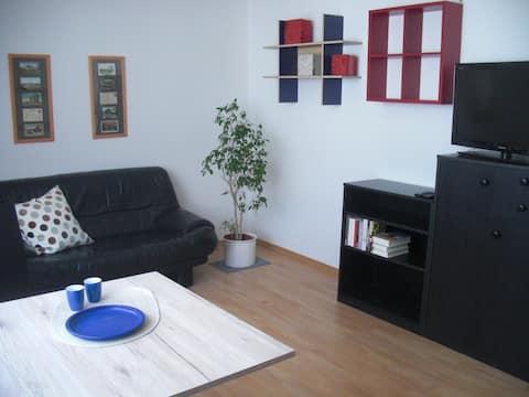 Nette kleine Wohnung mit eigenem Eingang