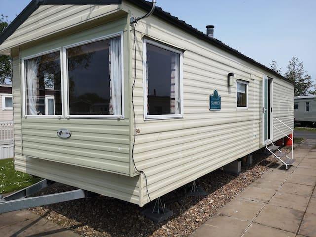 Southview Springs 8 birth 3 bed caravan