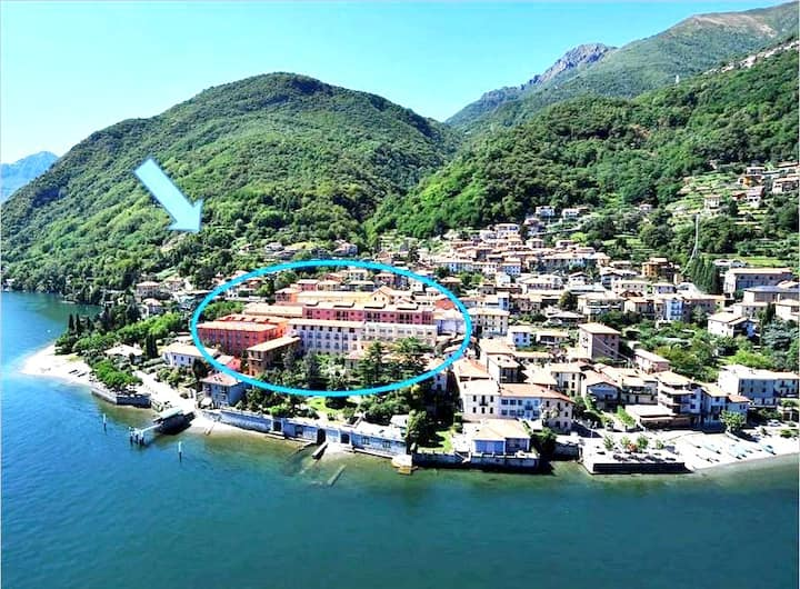 """Apartment on Lake Como: """"Acquaseria"""" near Menaggio"""