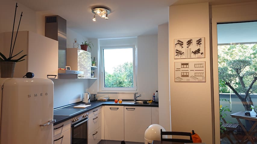 Wohnung für Wochenenden in Ludwigshafen am Rhein