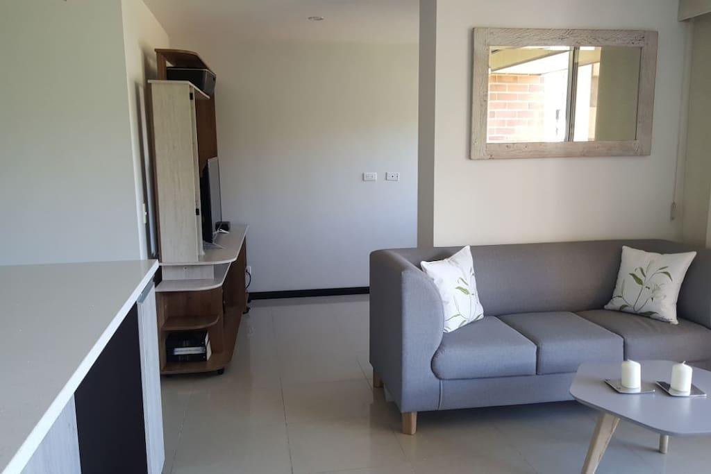 Living room, Sala