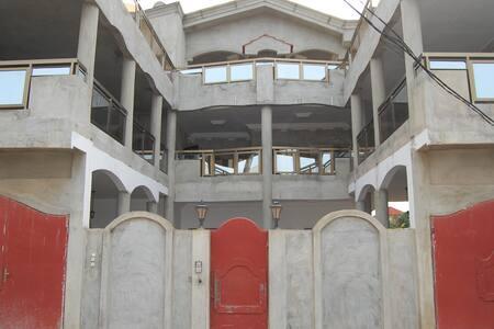Abomey-Calavi, appartement d'exception de 3 pièces