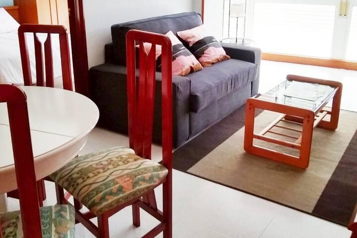 Apartamento residencial a 100m de la playa