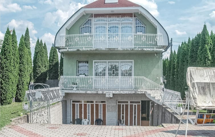 Holiday apartment with 2 bedrooms on 56m² in Siófok