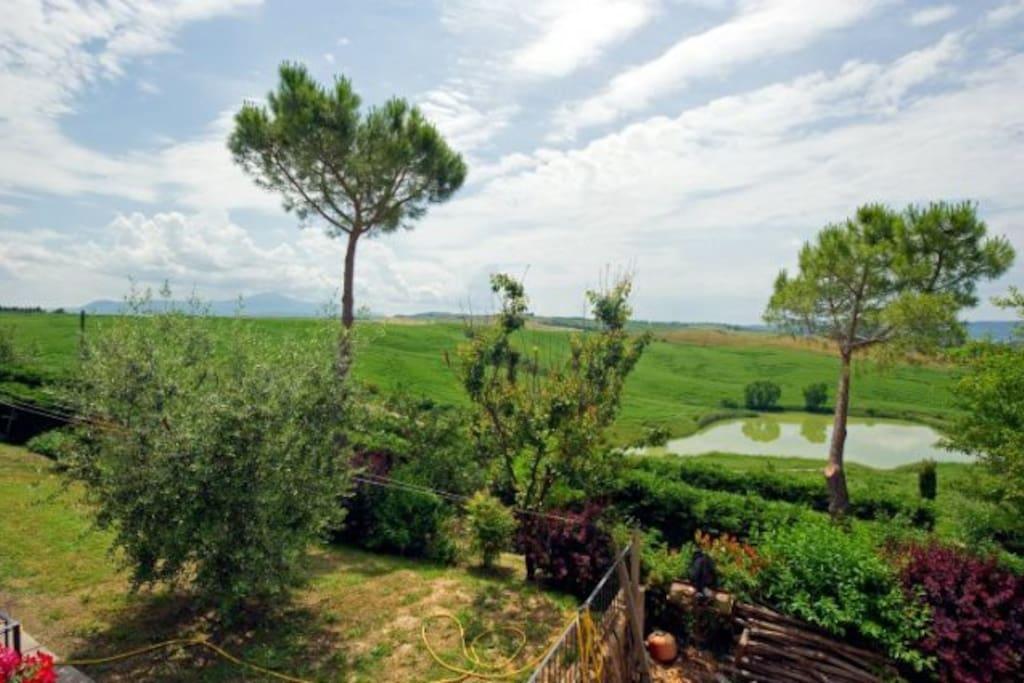 Palazzi Conti B - Panoramic view