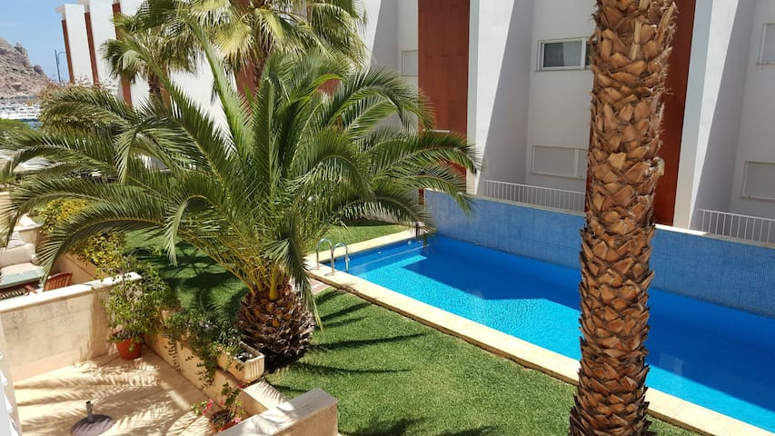 Beautiful and Modern Apartment in Javea Port - Xàbia