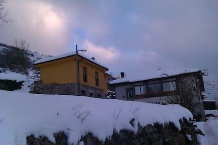Casa Rural Cuevallagar - Yernes - Wohnung