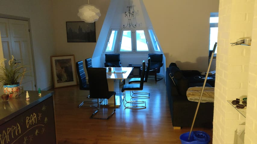 Central penthouse - Gothenburg - Apartment