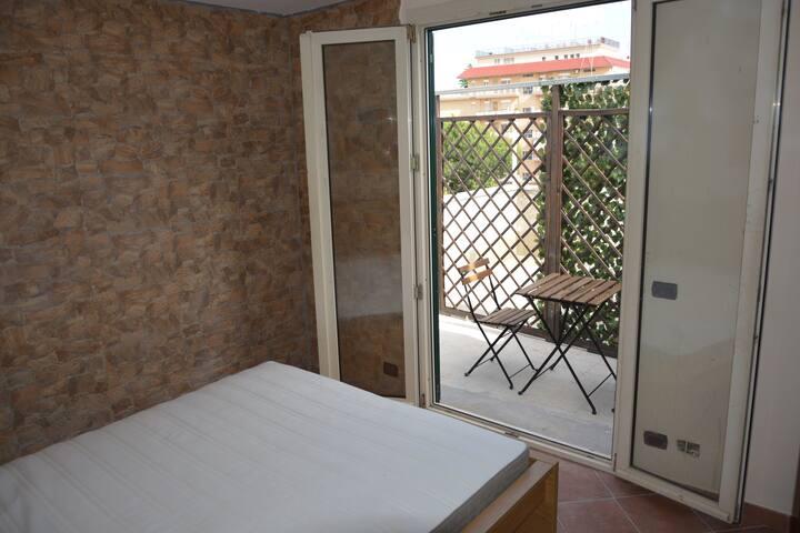 Penthouse with Terrace, Jacuzzi & Fiber