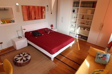 """Liberty House"" - RED SUNSET room - โฟลิกโน - วิลล่า"