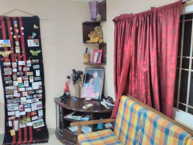 Studio type rooms for 2+1 guests-VIT,CMC&Yelagiri