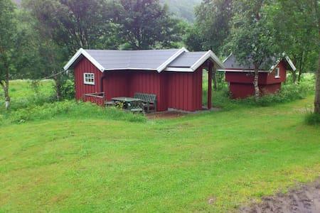 Hytte på Helgelandskysten