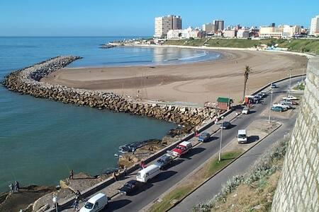 Departamento. A una cuadra del mar. Torreón. MDP - Mar del Plata