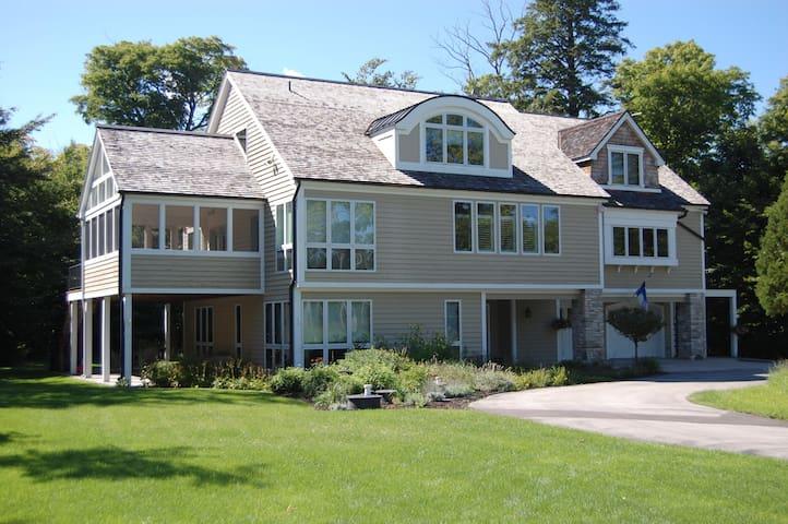 Luxury Family Retreat in the❤️of Door County