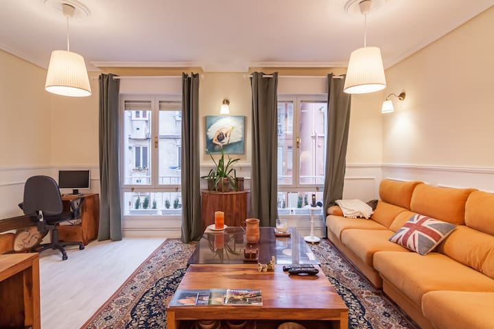 Beautiful comfortable apartment  Santander centre - Santander - House
