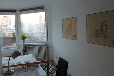 Private room in perfect location - Berlín