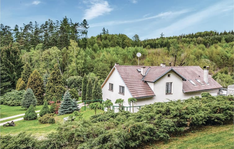 Holiday cottage with 6 bedrooms on 268m² in Rataje nad Sazavou