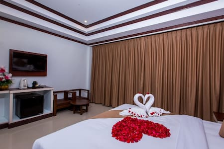 Double Apartment in Tropical Bliss! - Ao Nang