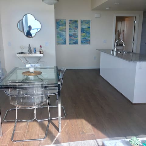 SD Downtown apt close to everything + Free Parking