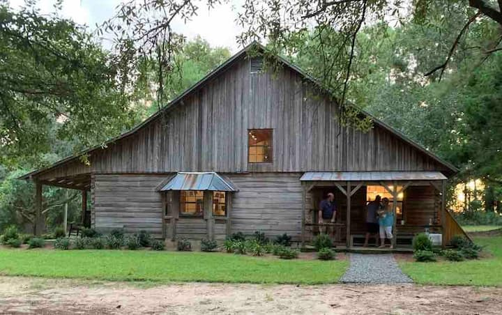 The Cabin at Milk and Honey Acres
