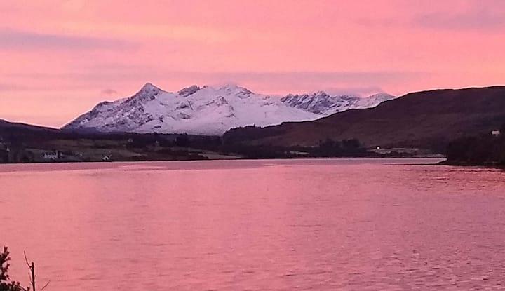 Loch Portree View