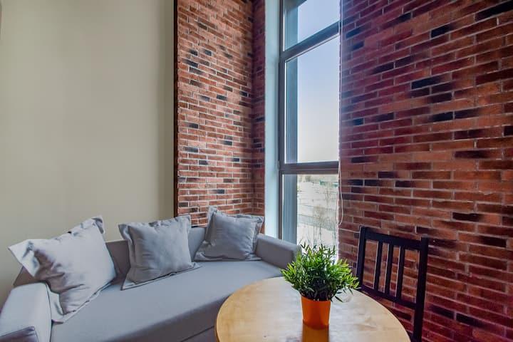 Двухэтажный  LOFT