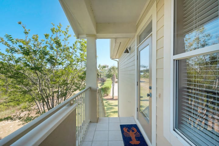30A- Comm.Pool-Close to parks☀️Inspected&Disinfected☀️2BR Topsail Village 422
