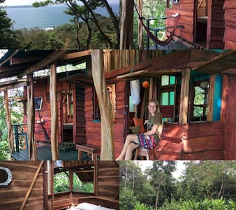 Up in the Hill - Silverback Cabin - Isla Bastimentos