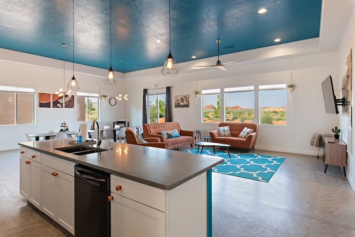 Fun Vacation Home in Sand Hollow Utah!