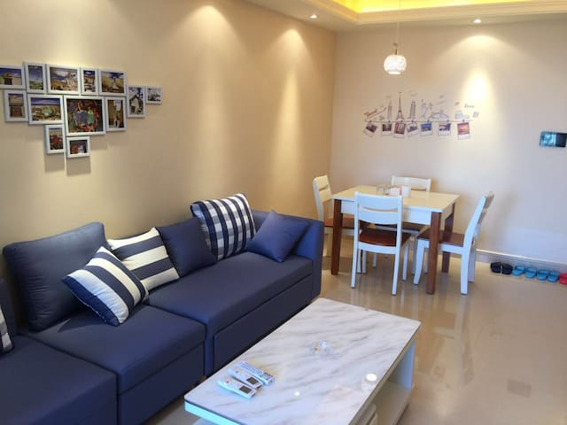 广东市惠州市惠东碧桂园十里银滩豪华园林大三房一厅,业主直租 - Huizhou - Daire