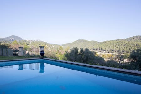 Cosy self-contained casita: ALMOND BLOSSOM OFFER! - Es Capdellà