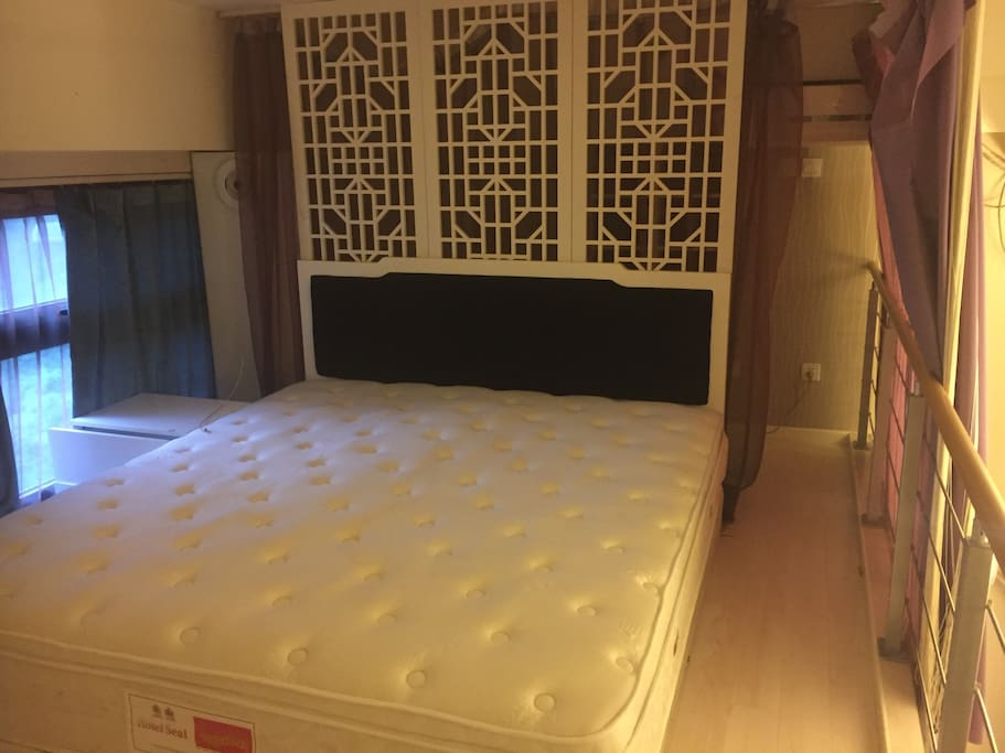 我的主卧,威斯汀专供床垫