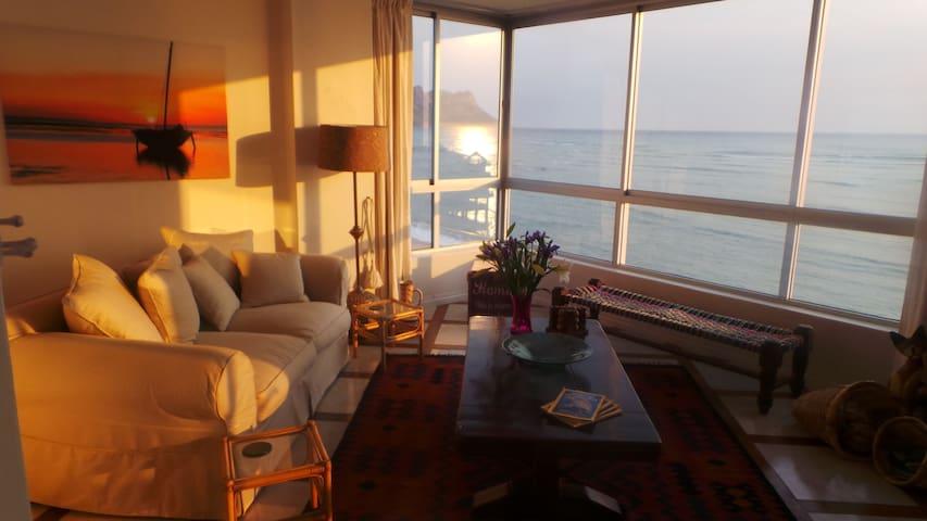 Likizo apartment beach front - Cape Town - Apartment