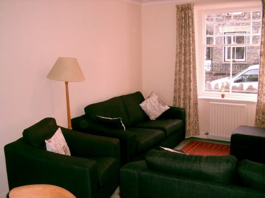 Fell View, Sedbergh, lounge, Lakes Cottage Holidays