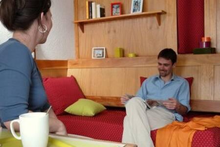 studio 4 personnes tout confort Serre Chevalier - Сен-Шафре - Апартаменты