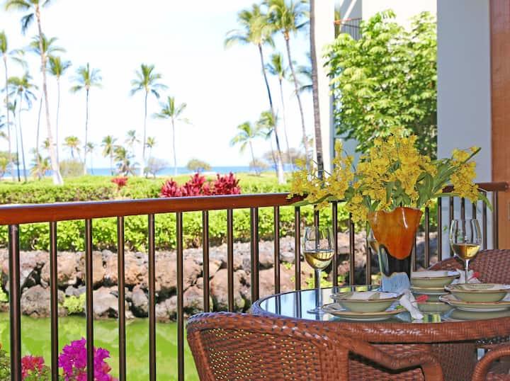 MC102-Oceanfront Villa at Mauna Lani Terrace