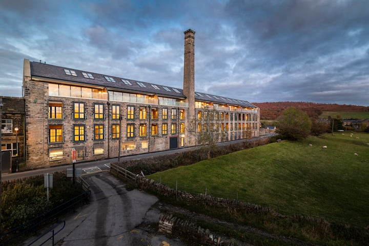 Horrace Mills, Cononley, only 4 miles from Skipton