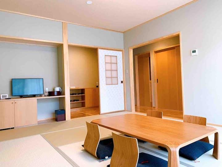 朝食付き 出雲湯村温泉清嵐荘 Izumo Yumura Onsen Seiranso -JP 和室