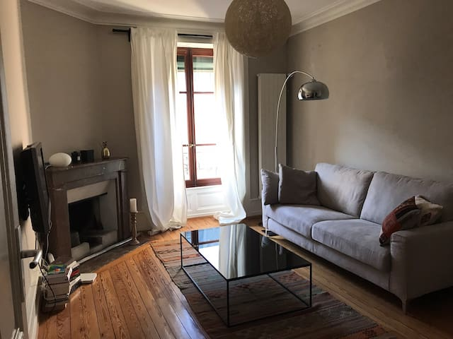 Cozy appartement in Plainpalais