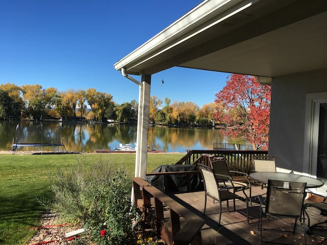 Relaxing Lake Getaway - Fort Collins - Ev