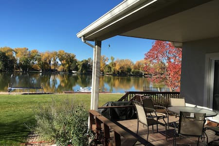 Relaxing Lake Getaway - Fort Collins