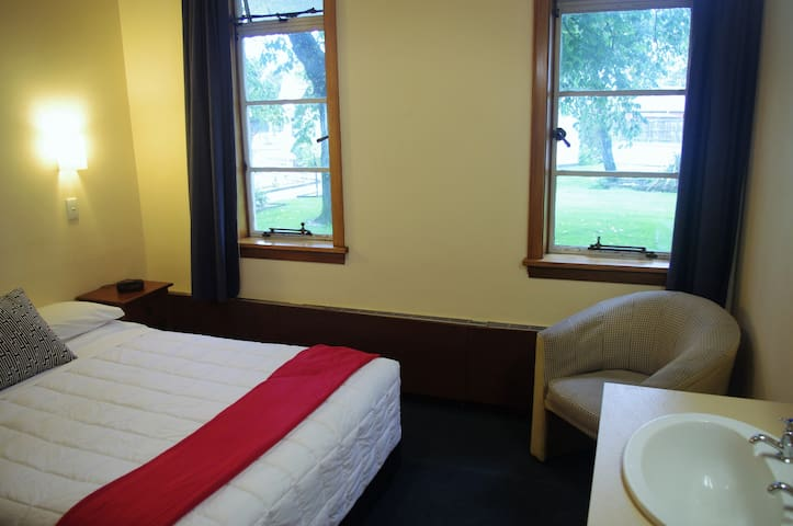 Historic Wigram Base - Room 2 - Christchurch - Auberge de jeunesse