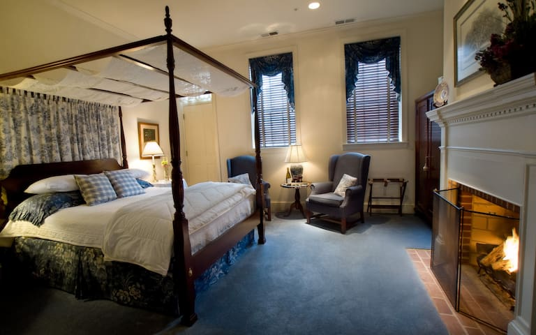 Scarborough Fair B&B: Hickory Vale - Baltimore - Bed & Breakfast