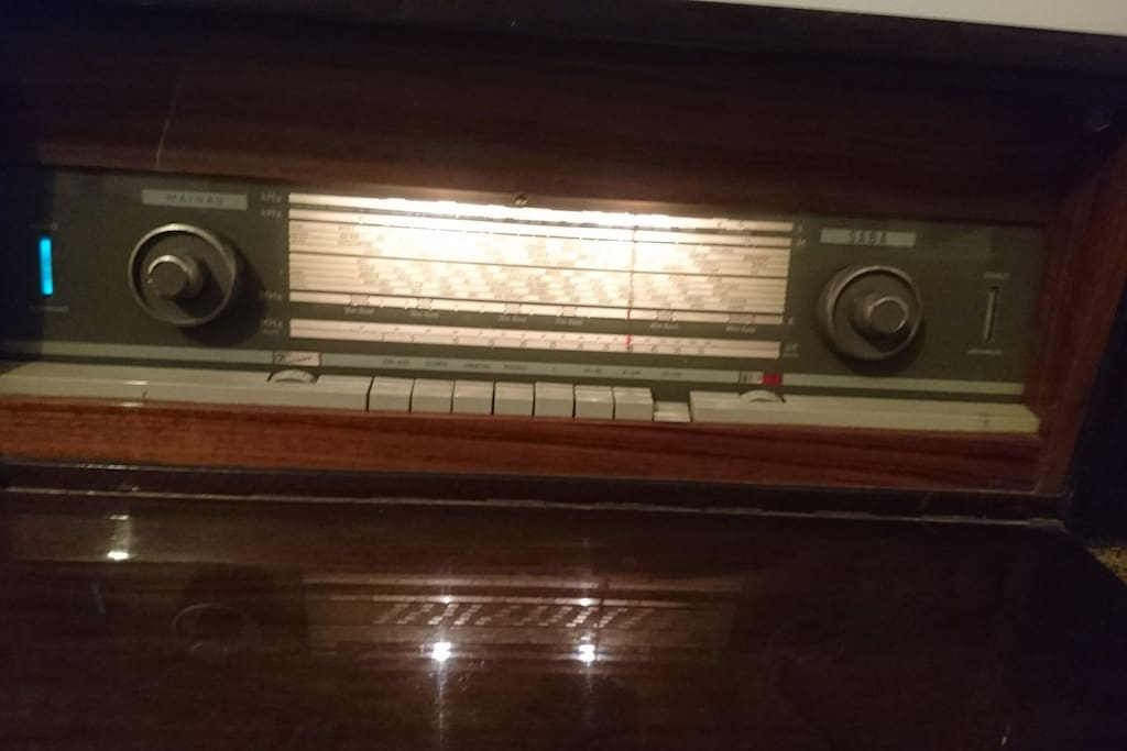 Radio, demnächst auch Schallplatten