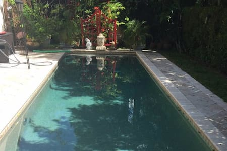 Private Room in Palm beach Gardens and  Pool - Palm Beach Gardens